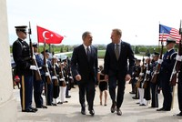 Turkey expects F-35 partners to fulfill responsibilites, Defense Minister Akar says