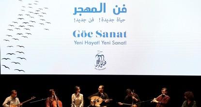 أمسية فنية عربية متنوعة في مدينة إسطنبول