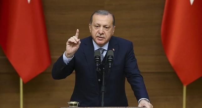 Erdoğan slams KRG for trying to lay claim to Kirkuk