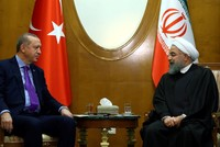 Erdoğan discusses nuclear deal with Iran's Rouhani