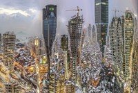 Accomplished photographer focuses on over-urbanization and human-nature relations