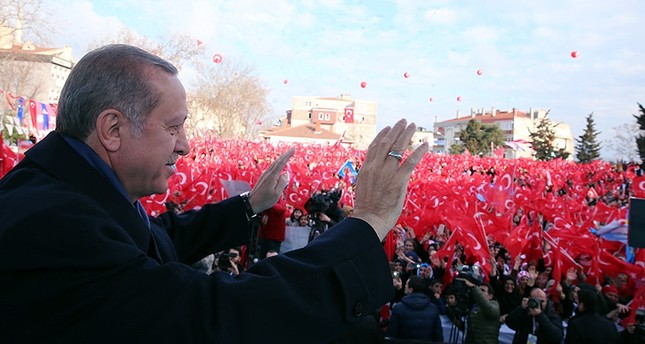 أردوغان: لا يملك أحد إطالة أجلي أو إنهاءه سوى الله