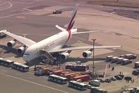 Emirates plane quarantined at New York's JFK airport after 10 passengers feel sick