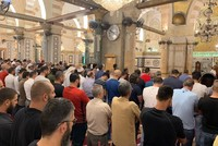 Funeral prayer in absentia held for Morsi at Al-Aqsa Mosque