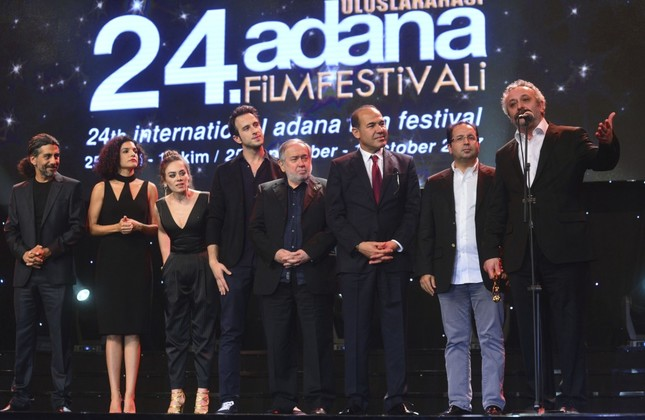 24th Adana Film Festival awards presented