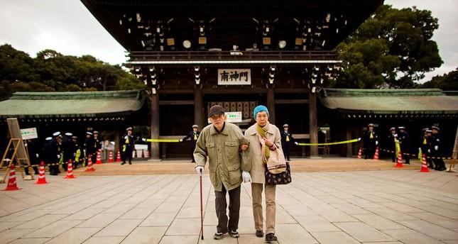 لأول مرة.. اليابانيون فوق الـ70 عاما يتجاوزون عتبة 20 بالمئة