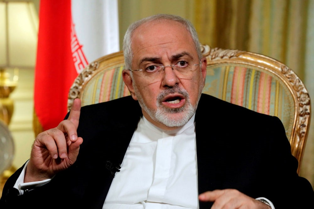 Iran's Foreign Minister Mohammad Javad Zarif has said that demands by U.S President Donald Trump to change Tehran's nuclear deal with world powers were unacceptable.