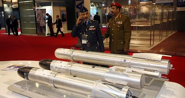 المعرض الدولي للصناعات الدفاعية بإسطنبول أرشيفية