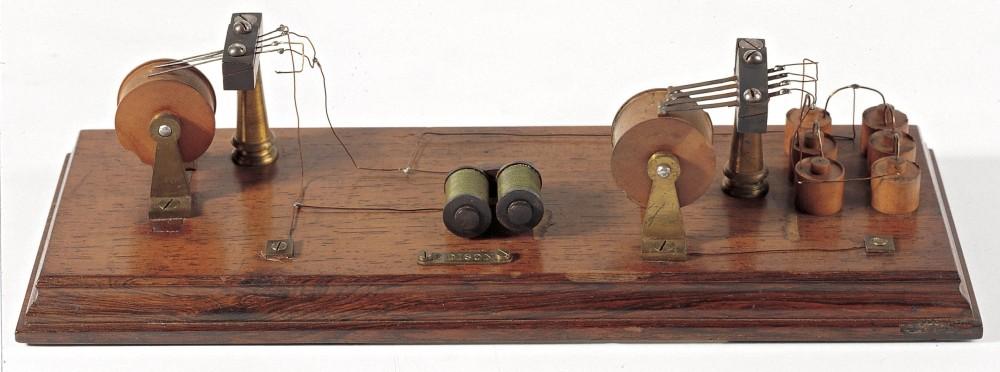 Edison's telegraph