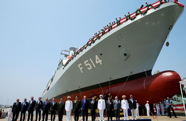 「Turkish Navy launches new TCG Kınalıada Ada-class corvette」的圖片搜尋結果