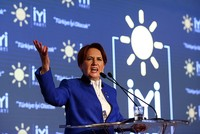Akşener launches new party, hints at presidential election candidacy in 2019