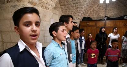 برعاية بلدية شانلي أورفا.. تشكيل جوقة موسيقية من الأطفال السوريين