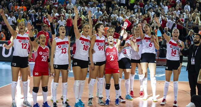 Turkey to battle it out with Poland in EuroVolley semifinal