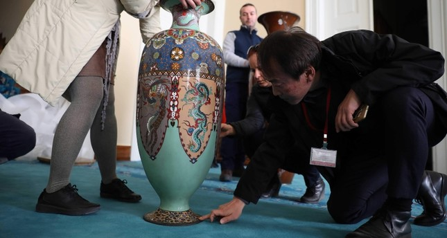 أعمال فنية عثمانية لا تقدر بثمن في معرض خاص في اليابان