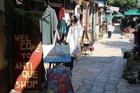 Skopje's Old Bazaar bears traces of Ottoman past