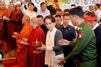 Suu Kyi to lead Myanmar team contesting Rohingya genocide at ICJ