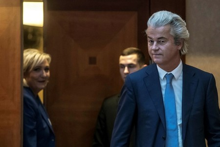 Geert Wilders, the Dutch far-right politician planning the contest. (FILE Photo)