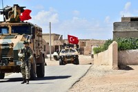 Turkey-US joint patrols in Syria's Manbij could start today or tomorrow, Defense Minister Akar says