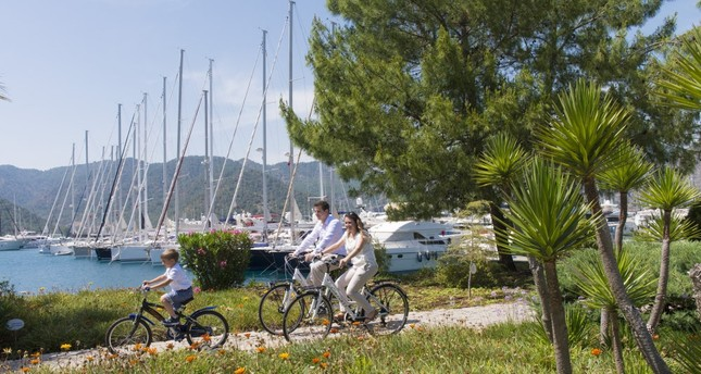 Located in the southern city of Muğla, Göcek offers a tranquil getaway.