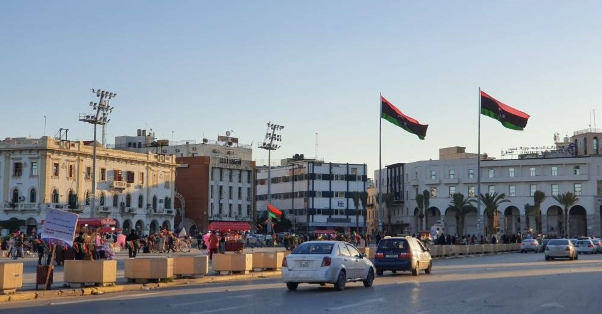 A peaceful solution to Libya's protracted conflict remains uncertain despite ongoing diplomatic efforts, as local people in the capital Tripoli expect the war to end and stability to be established, Jan. 20, 2020. (AFP Photo)
