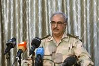 Mercenaries fighting for Libya's Haftar reveal themselves on social media
