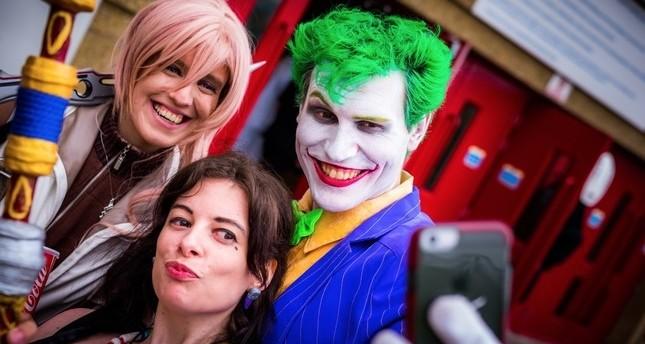 مهرجان كوميكانو للتسلية والمرح ينطلق مجدداً في إسطنبول