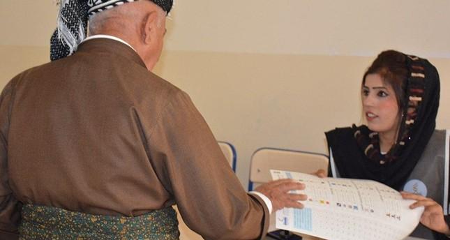 إغلاق صناديق الاقتراع في انتخابات برلمان إقليم شمال العراق