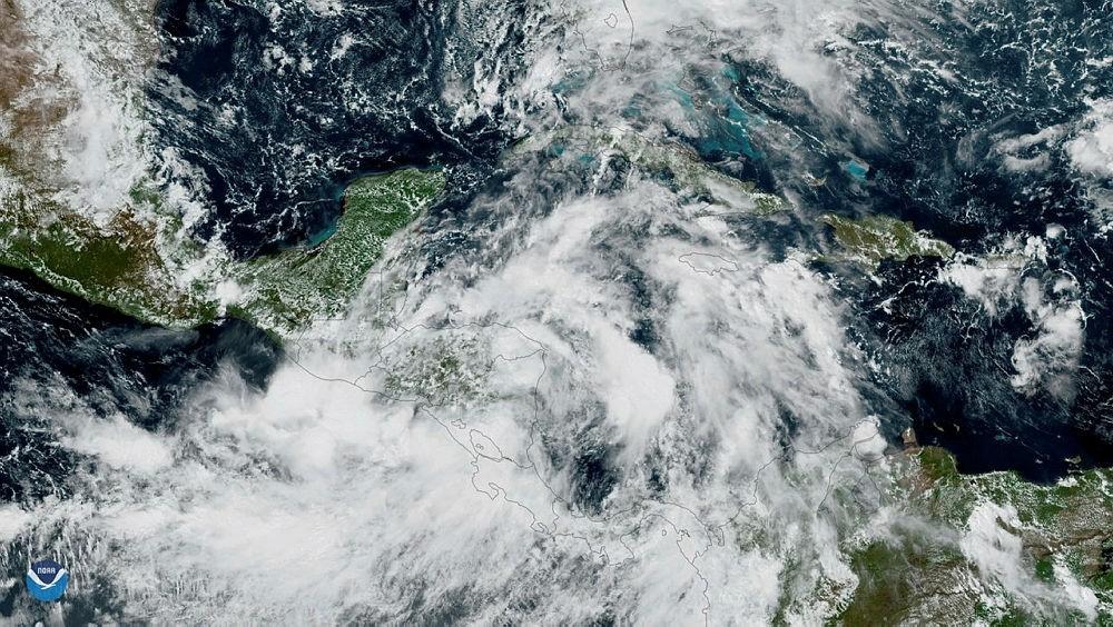 NOAA via  Reuters