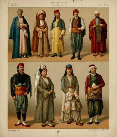 Turkish fashion: From the heart of Central Asia to Anatolia | Daily Sabah