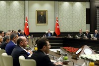 Turkey's top security body recommends extending state of emergency