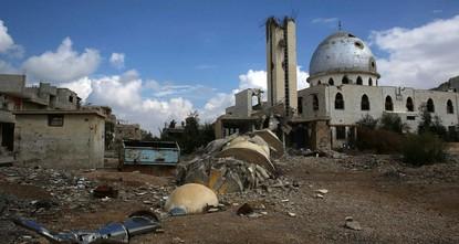 pDas türkische Präsidium für Religionsangelegenheiten (DIB, besser bekannt als Diyanet) plant Dutzende Moscheen in Syrien zu restaurieren, die im laufenden Bürgerkrieg schwer beschädigt wurden, so...
