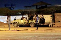 Sudan crushes revolt by security agents, 5 killed