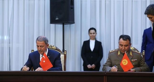 توقيع 12 اتفاقية تعاون بين تركيا وقرغيزيا خلال زيارة الرئيس أردوغان اليوم