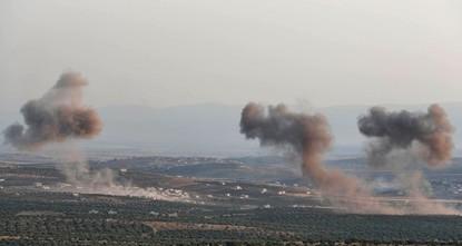 Aktivisten: 15 Tote bei Luftangriffen in Syrien