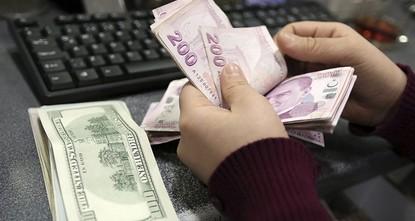 Central Bank sharply hikes benchmark rate, lira gains