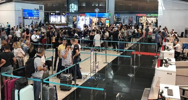 أكثر من 40 مليون مسافر عبر مطار إسطنبول الجديد خلال عامه الأول