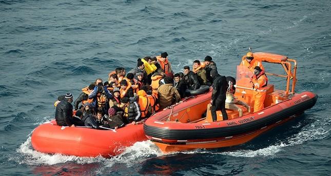 تركيا.. ثاني حادثة غرق مهاجرين في بحر إيجه منذ 215 يوماً