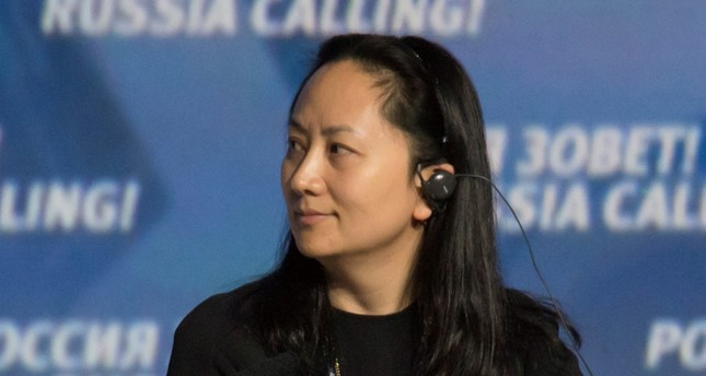 Meng Wanzhou, Executive Board Director of the Chinese technology giant Huawei, attends a session of the VTB Capital Investment Forum Russia Calling! in Moscow, Russia October 2, 2014. Picture taken October 2, 2014. (Reuters Photo)