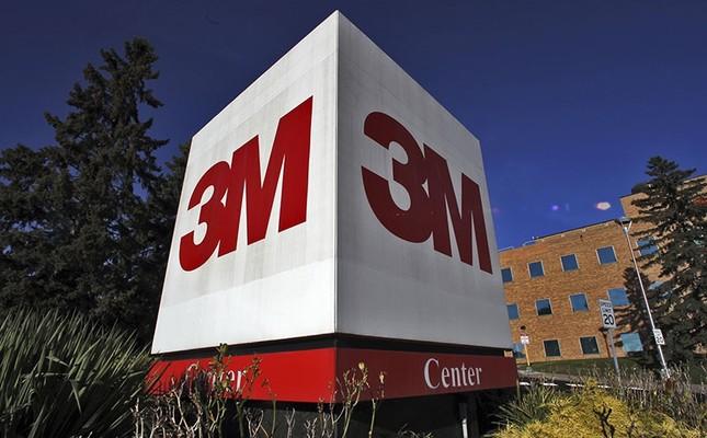 This undated photo shows 3M in St. Paul, Minn. (Marlin Levison/Star Tribune via AP)