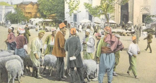 Turks' sacrifice traditions