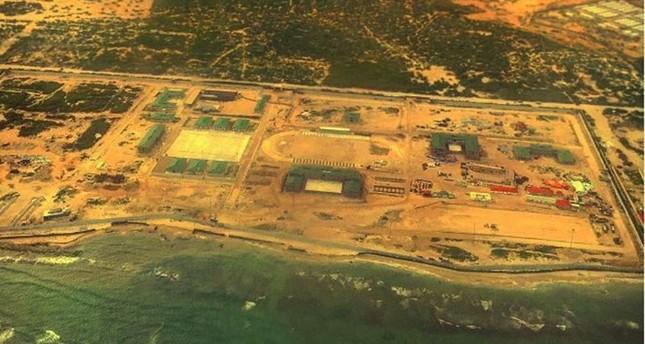 تركيا تفتتح أكبر قاعدة عسكرية خارجية في الصومال الشهر المقبل