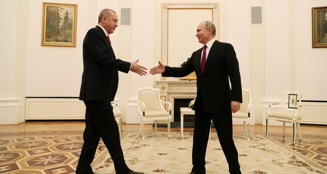 Great opportunity ahead for Turkish-Russian relations