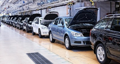 pTurkish auto exports grew by 77 percent over the first five months of 2017 reaching $5.69 billion, the country's Automotive Manufacturers Association (OSD) said Thursday./p  pAccording to the...