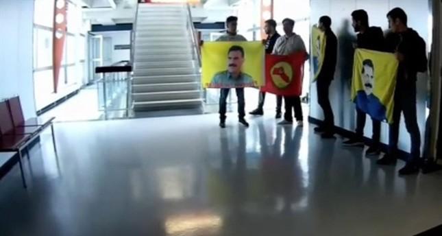 PKK-Anhänger stürmen öffentlich rechtlichen Sender ORF