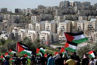 Trump's plan proposes Palestinian state on most of occupied W. Bank, excluding holy sites: Israeli TV