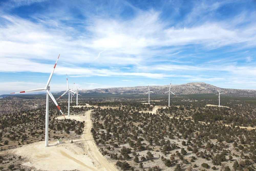 Renewable resources have been very significant for EBRD's investments in Turkey. The bank has so far invested over 1.8 billion euros in the sector since its entry to Turkey in 2009.