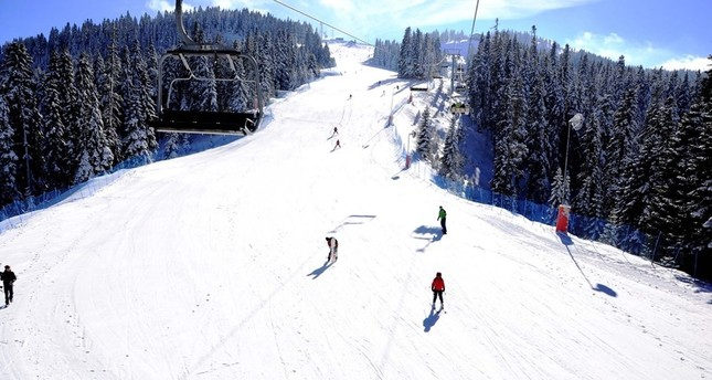 Coldest hotspot of the year: Mount Ilgaz ready for ski season