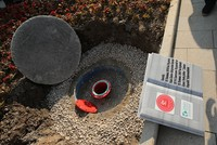 A time capsule containing materials about the July 15 failed coup attempt was buried Sunday in the northwestern Turkish city of Izmit.