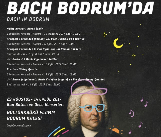 'Bach in Bodrum' celebrates Baroque music with sunset performances