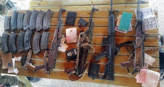 مصادر عسكرية تركية تعلن مقتل 5 من إرهابيي منظمة بي كا كا